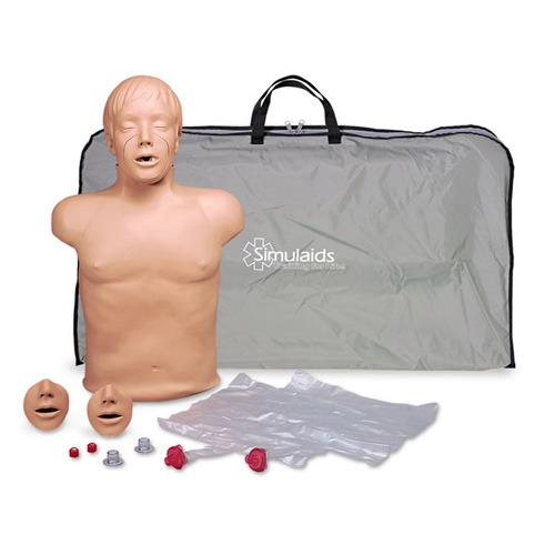 M [NASCO] 나스코 심폐소생연습용인형(단순형) (2801)