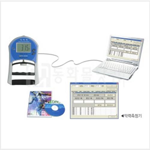 M [동화체육] 직결형 악력계 측정기/FT6910