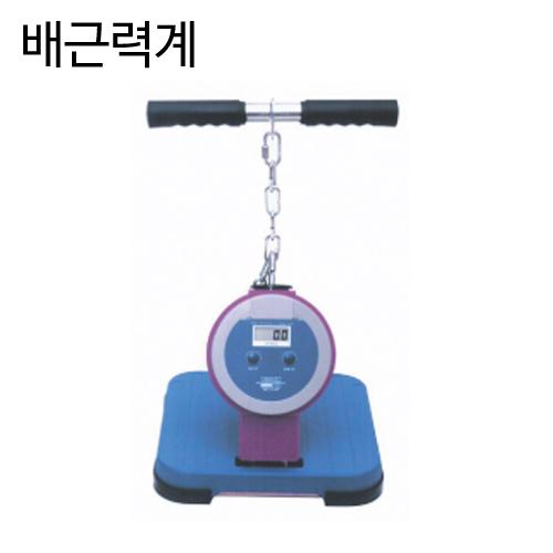 M [대우스포츠산업] PAPS측정장비 배근력계 DW-702