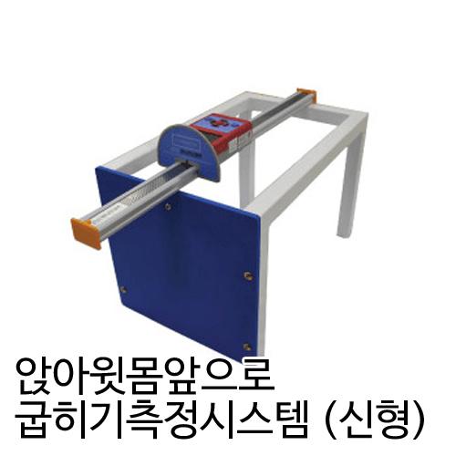 M [대우스포츠산업] PAPS측정장비 앉아윗몸앞으로굽히기측정시스템(신형)