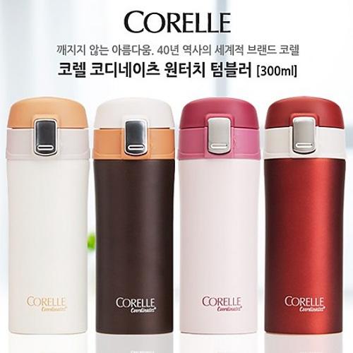M [CORELLE] 코렐 코디네이츠 원터치 텀블러 300ml