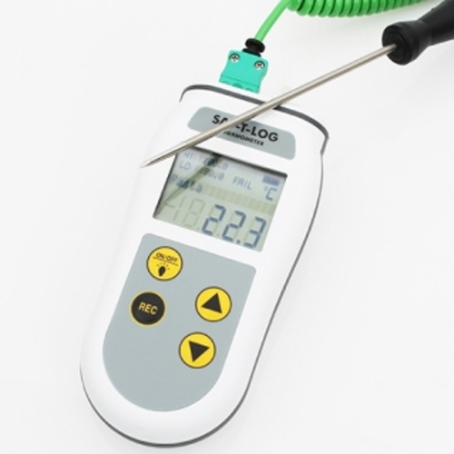 M [ETI] 온도계 SAF-T-LOG 레코딩시스템(300mm센서포함)