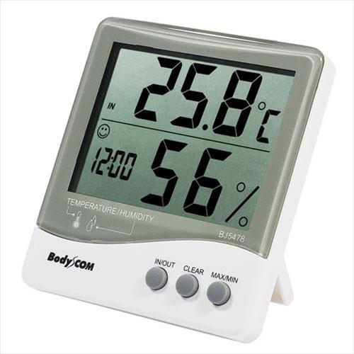 M [BODYCOM] 바디컴 디지털 온습도계 BJ-5478
