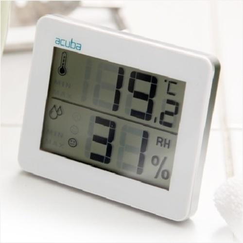 M [ACUBA] 아쿠바 디지털 온습도계 COZY