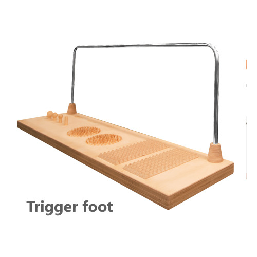 M [BODYTECHI] 바디테크 재활운동용품 Trigger Foot (250*62cm/72kg)
