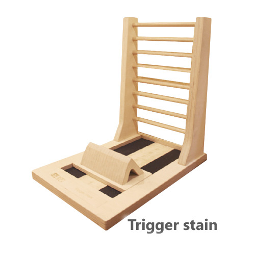 M [BODYTECHI] 바디테크 재활운동용품 Trigger Stain (125*82cm/48kg)