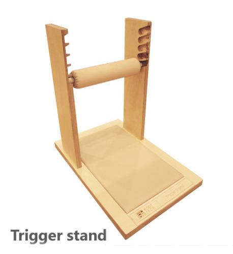 M [BODYTECHI] 바디테크 재활운동용품 Trigger Stand(240*118cm/28kg)