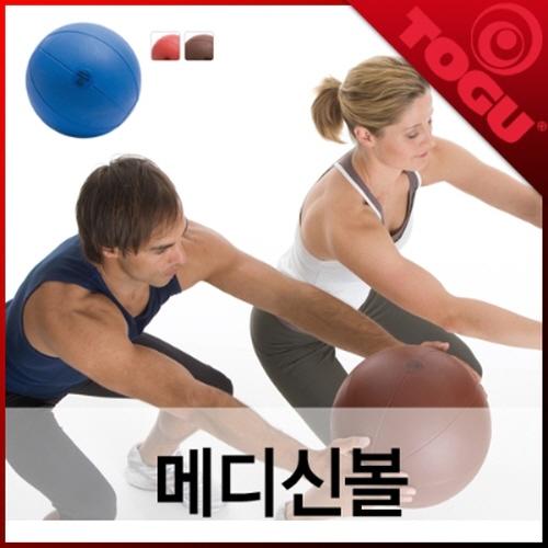 M [TOGU] 토구 메디신볼(Medicine Ball)/색상(레드)/21cm/1kg