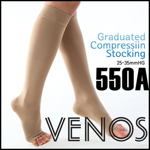 M [VENOS] 베노스 무광택 판타롱 압박스타킹_25-35mmHG 360데니아 압박스타킹/No.550A