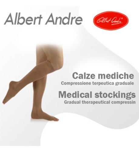 M [AlbertAndre] 알베르트앙드레 판타롱 400데니아  20-30mmHg 압박스타킹 No.211