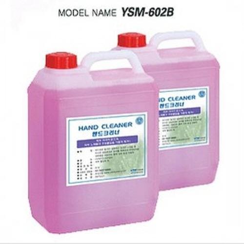 M [유성산업] 거품비누 YSM-602B/4L*4통