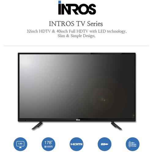 M [INTROS] 코스텔 32인치 TV (ET320H)