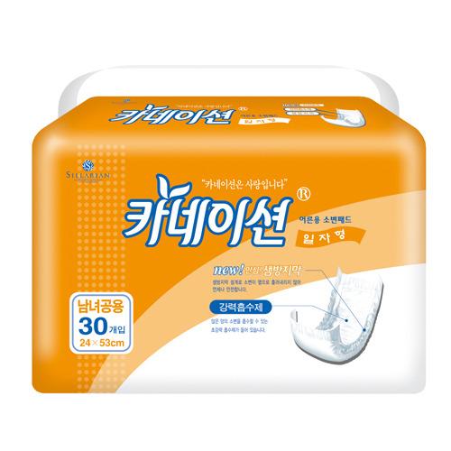 M 카네이션 속기저귀 일자실속형 300매(분홍) - 성인용기저귀