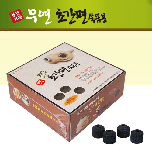 M [천년거북] 천년거북 무연 초간편 쑥뜸봉1box(32개입/미연쑥)