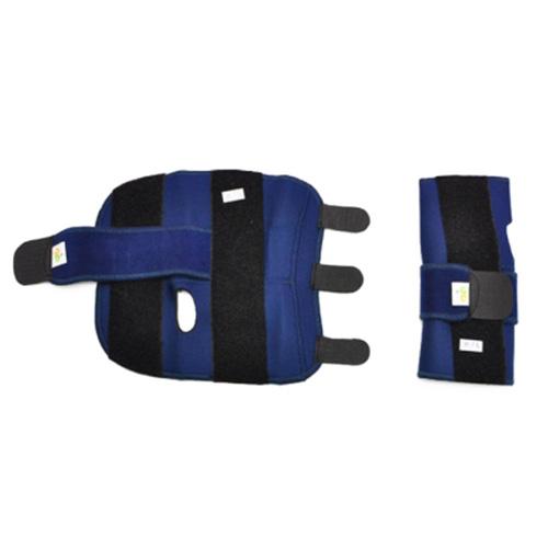 M [건강누리] 네오손목고정대 (Neoprene Wrist Support) (L-우)