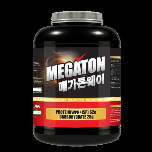 M [헬스보충제/단백질보충제] 메가톤 웨이(2.27kg)