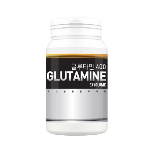 M [헬스보충제/단백질보충제] 익스볼륨 글루타민300g