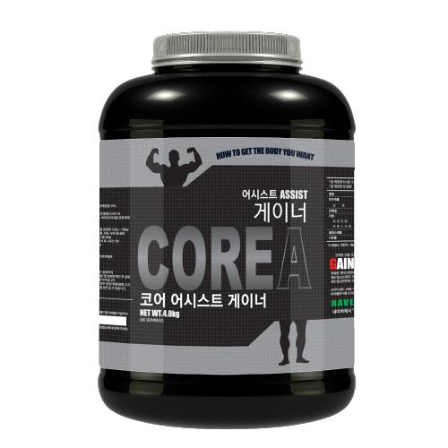 M [헬스보충제/단백질보충제] 코어 A 게이너(4kg)