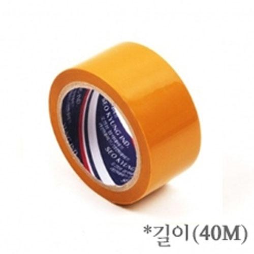 M [서경테이프] 초강력 OPP 박스테이프 40M [베이지] - 50개입
