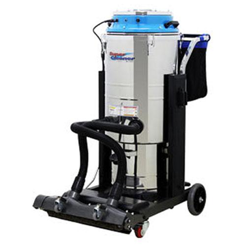 M [경서글로텍] 업소용청소기 3모터 SUPER-K-1500 (스퀴즈타입/건습식-건식전용)