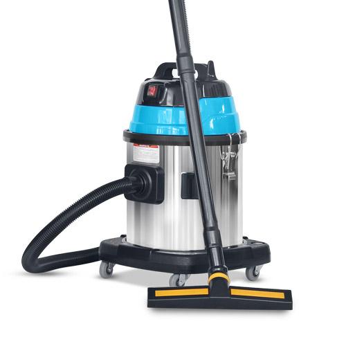 M [에픽코리아] 25리터 건습식 업소용 청소기 CK-830W(Blue)