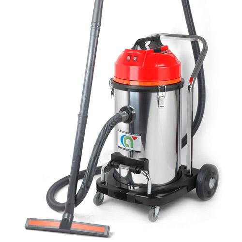 M [에픽코리아] 안정적인 LG 2모터 장착! 60리터 건습식 산업용 청소기 CK-862W(Red)
