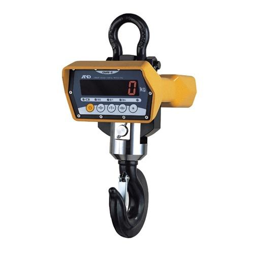 M [AND] 에이엔디 매달림 전자저울 TB-2.5T(1kg~2500kg)/디지털저울/측량저울/계량측정/무게측정/전자저울/방진방수(IP-65)/충전배터리 내장/LED 표시부