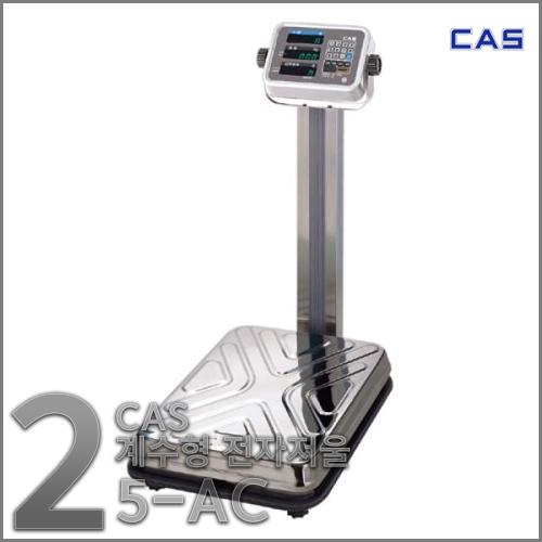 M [CAS] 카스 계수형 전자저울 25AC /디지털저울/측량저울/계량측정/무게측정/전자저울/견고한 구조와 정확한 계수측정/