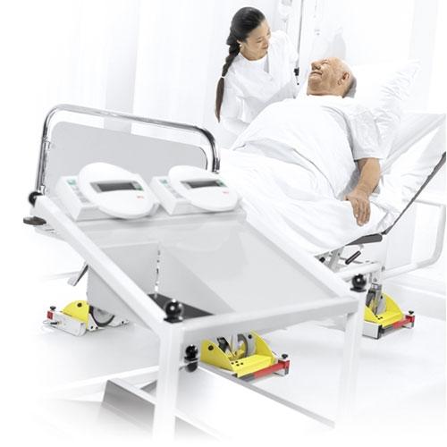 M [SECA] 세카 투석환자 및 중환자용 디지털 침대저울 SECA984/SECA-984/저울/디지털저울/체중계