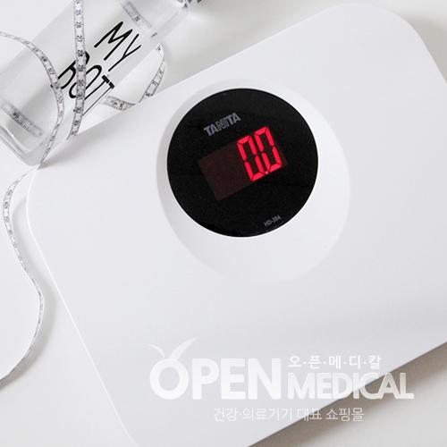M [TANITA] 일본 타니타 디지털 체중계 HD-394/H4148