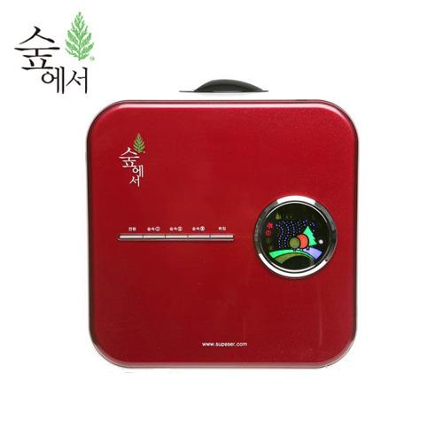 M [숲에서] 피톤치드 산림욕기 NEW S200 레드 (리필액 포함)