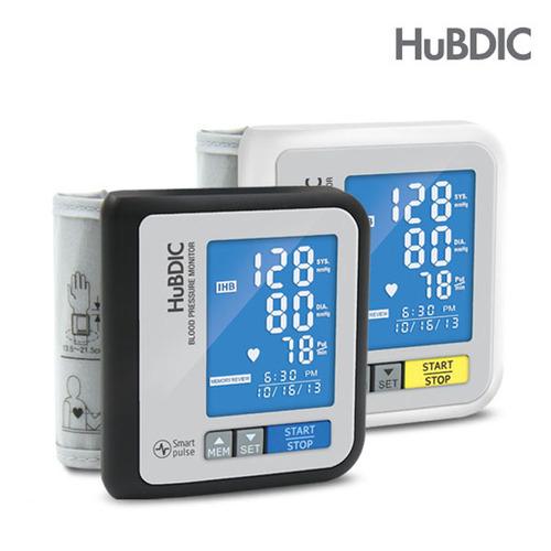 M 휴비딕 비피첵 충전식 손목형 자동전자혈압계 HBP-700/HBP-701