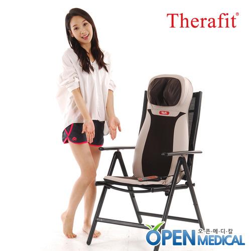 M [Therafit] 쎄라피트 쿠션안마기 바디올 프리미엄 의자안마기 TF-9900