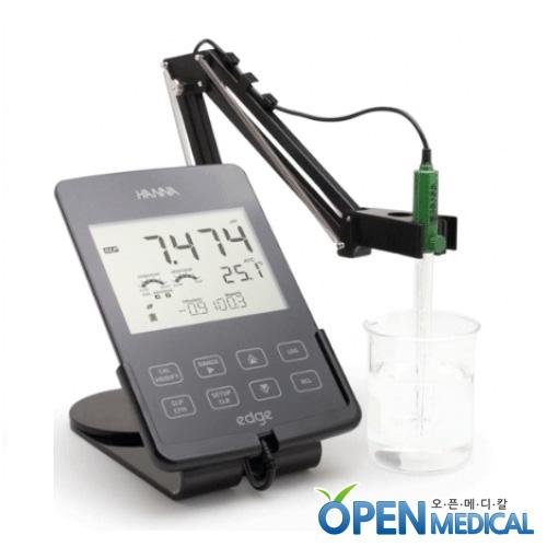 M [HANNA] 한나 산도측정계(pH Meter) HI-2020 (pH/mV/Temp)