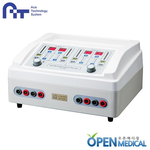 M [AT] 에이티시스템 간섭전류형 저주파자극기 AT-562 /저주파자극기/저주파안마기/저주파치료기/저주파전극