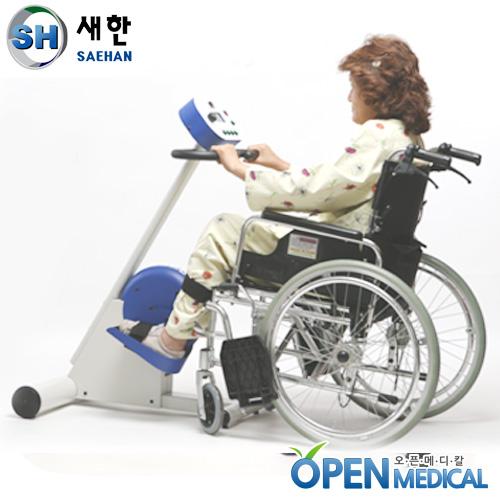 M [SAEHAN] 새한 전동하지운동기 오토바이크 (Auto-Bike)
