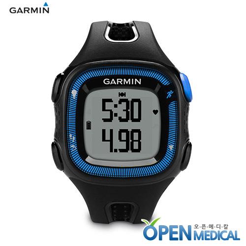 M [GARMIN] 가민 웨어러블 스마트밴드 입문용 달리기시계 Forerunner15 (남성용)