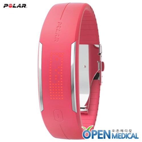 M [POLAR] 폴라 웨어러블 스마트밴드 Polar Loop2 (Pink) - Activity Tracking with Smart Guidance