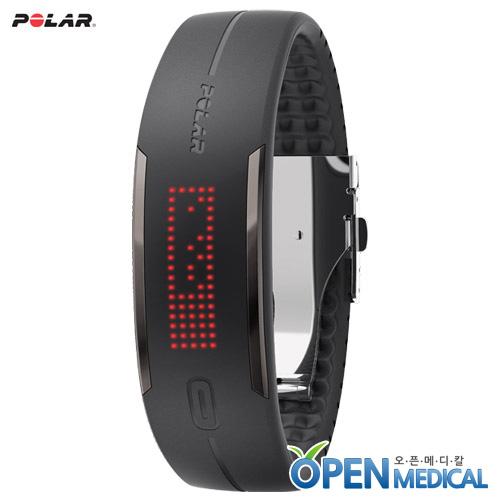 M [POLAR] 폴라 웨어러블 스마트밴드 Polar Loop2 (Black) - Activity Tracking with Smart Guidance
