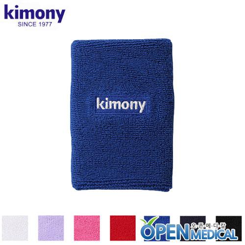 M [KIMONY] 키모니 와이드 손목밴드 KSA508  1개입 - 7컬러