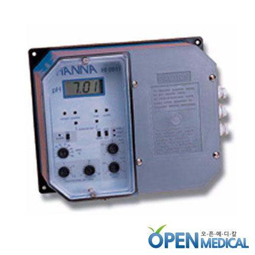 M [HANNA] 한나 산도측정계(Industrial pH Mete) HI-9911