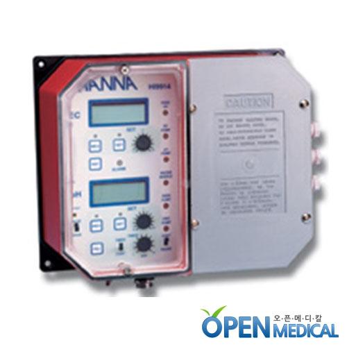 M [HANNA] 한나 산도측정계(Industrial pH/EC/TDS Meter) HI-9914