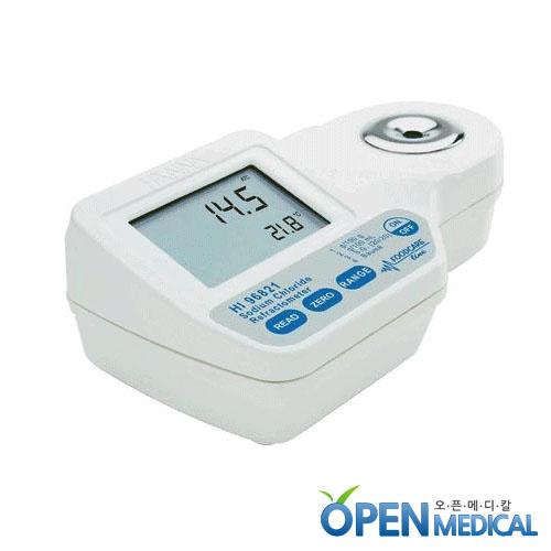 M [HANNA] 한나 디지털염도계 HI-96821- Salt Meter (0~28%)