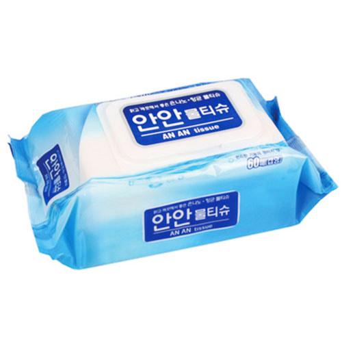 M [ANAN] 안안 물티슈 1박스 (24개입)