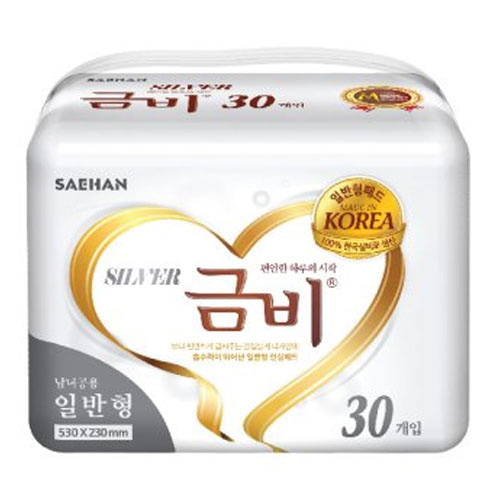 M [금비] 성인용기저귀 금비 속기저귀 고급형 (240매입)