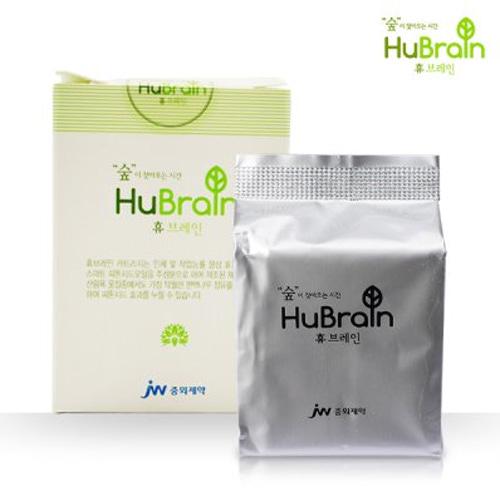 M [JW] 중외제약 피톤치드 공기청정기 휴브레인 (HU-BRAIN) 리필카트리지 30일분