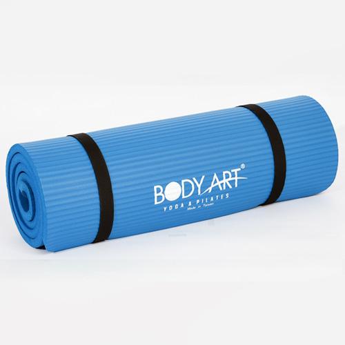 M [BODYART] 바디아트 NBR프리미엄 요가매트 16mm (블루)