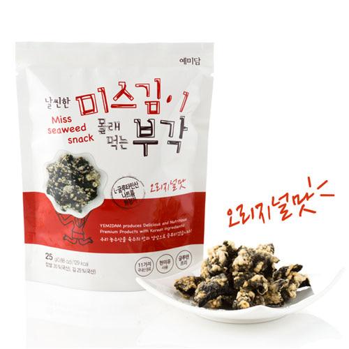 M [예미담] 날씬한 미스김이 몰래 먹는 부각(김부각) 1봉