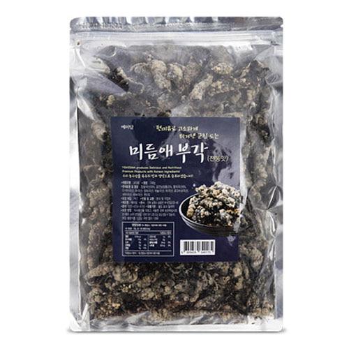 M [예미담] 미듬애 부각 전통맛(240g) 대용량