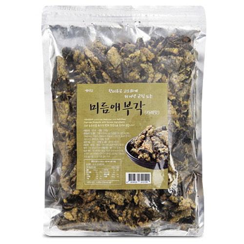 M [예미담] 미듬애 부각 카레맛(240g) 대용량